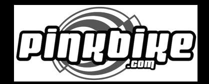 Pink Bike Logo