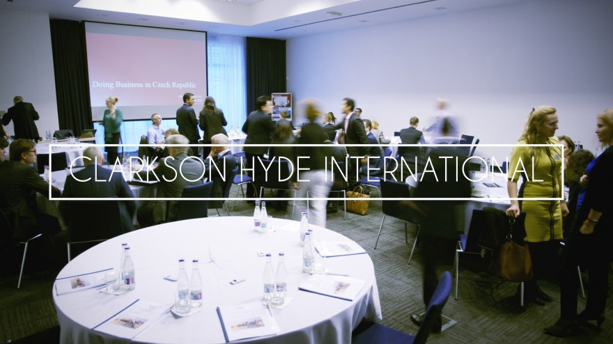 Clarkson Hyde International Conference – October 2015