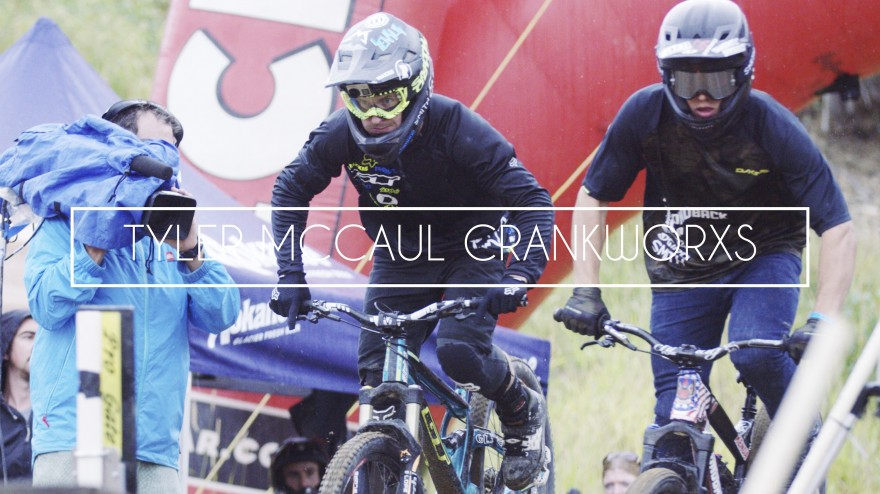 Tyler McCaul wins Dual Speed & Style